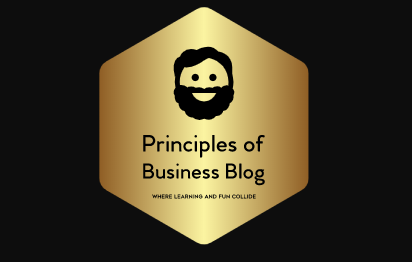 Principles of Business Blog